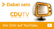 CDU TV bei Youtube